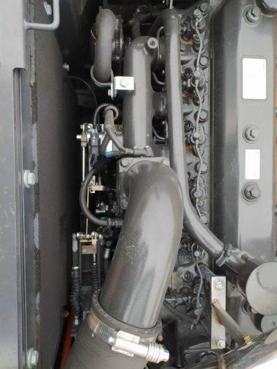 Động cơ máy xúc doosan bánh lốp DX140
